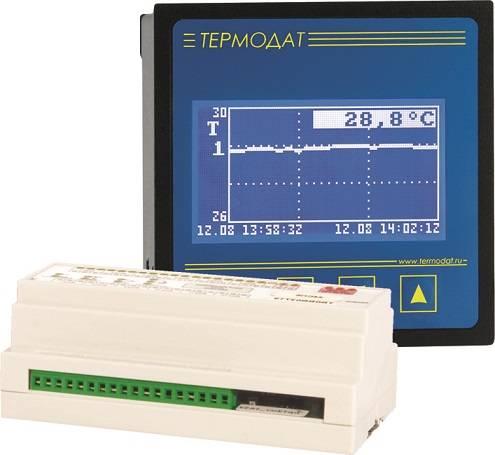 Термодат-25М5 - измеритель-регистратор