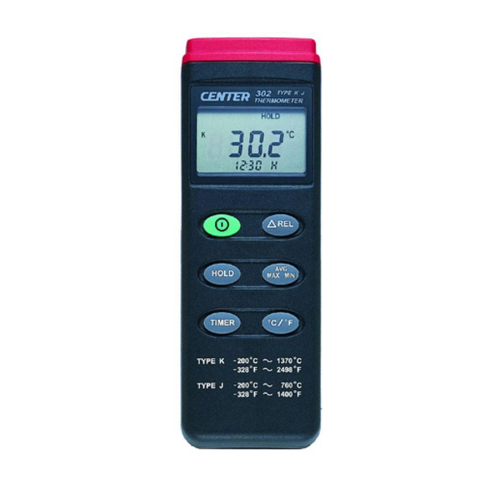 CENTER 302 - измеритель температуры цифровой