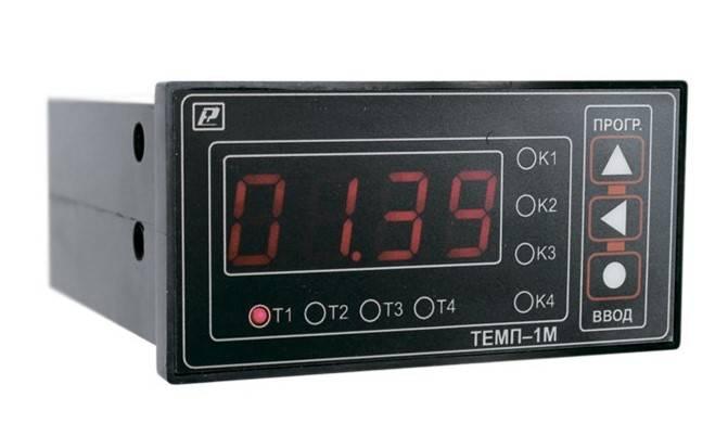 ТЕМП-1М - реле времени