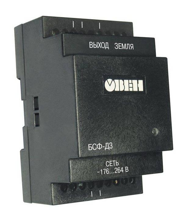 БСФ-Д2-0,6 - блок сетевого фильтра