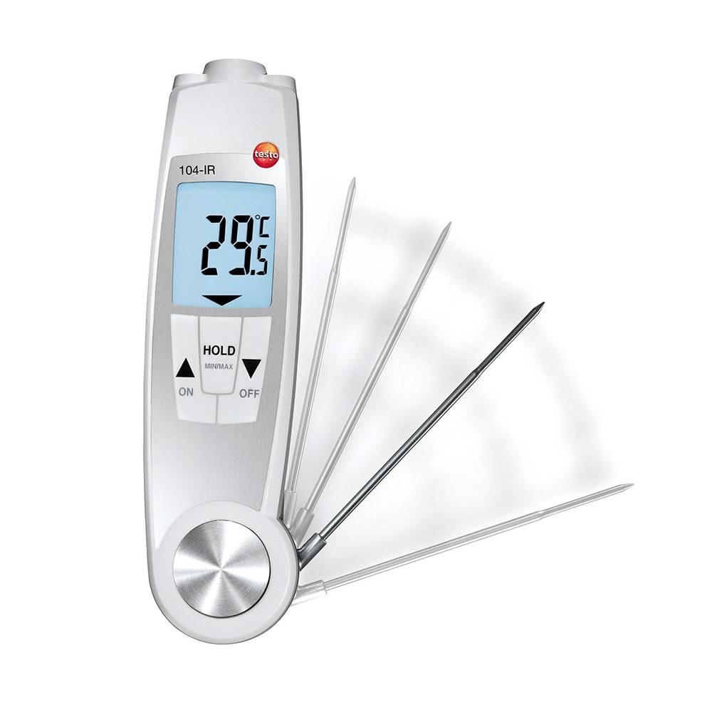 testo 104-IR - водонепроницаемый проникающий ИК-термометр