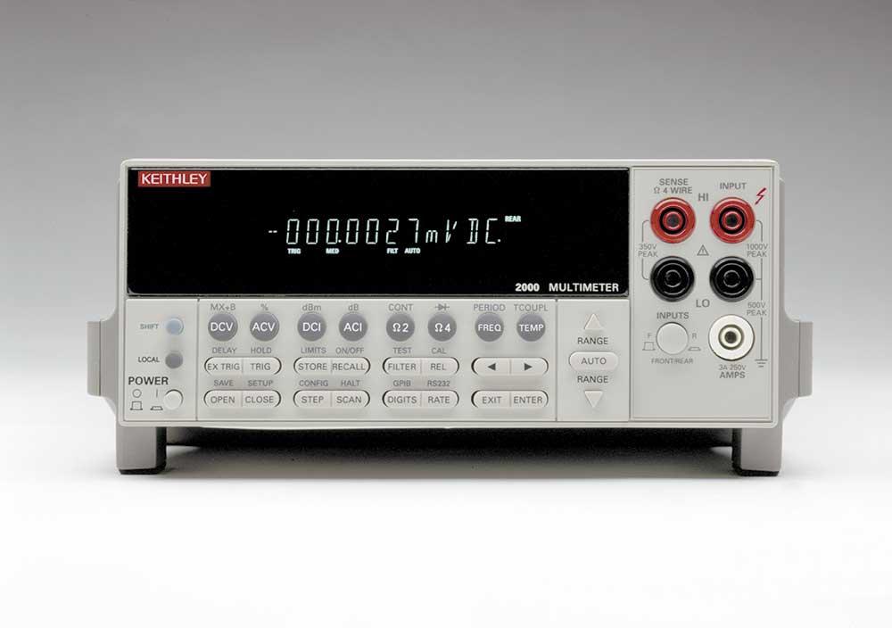 2000 - вольтметр прецизионный