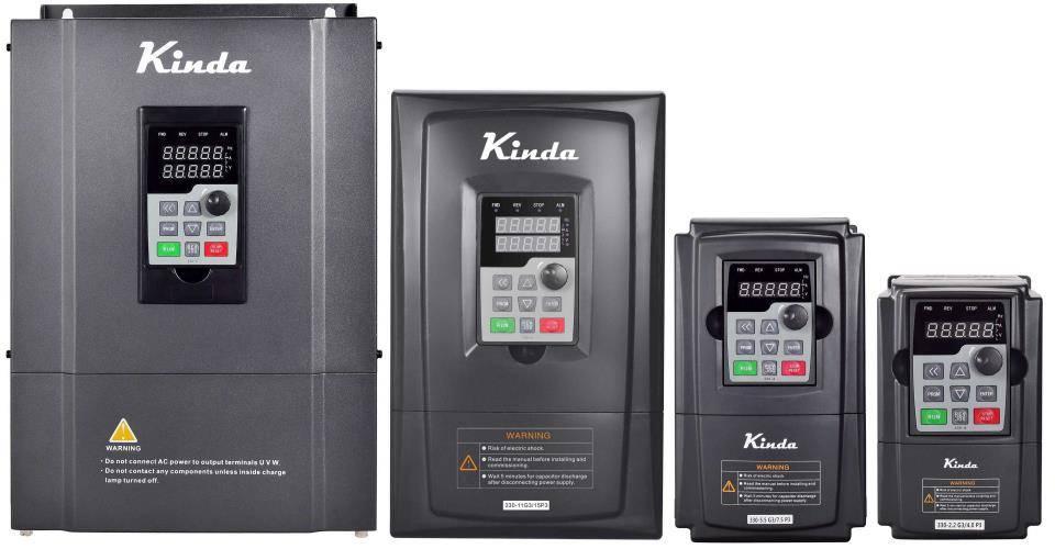 Kinda KD330 - преобразователь частоты