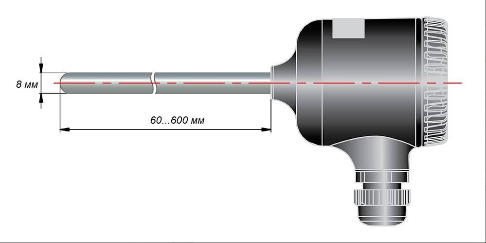 ДТС015М - термопреобразователь сопротивления