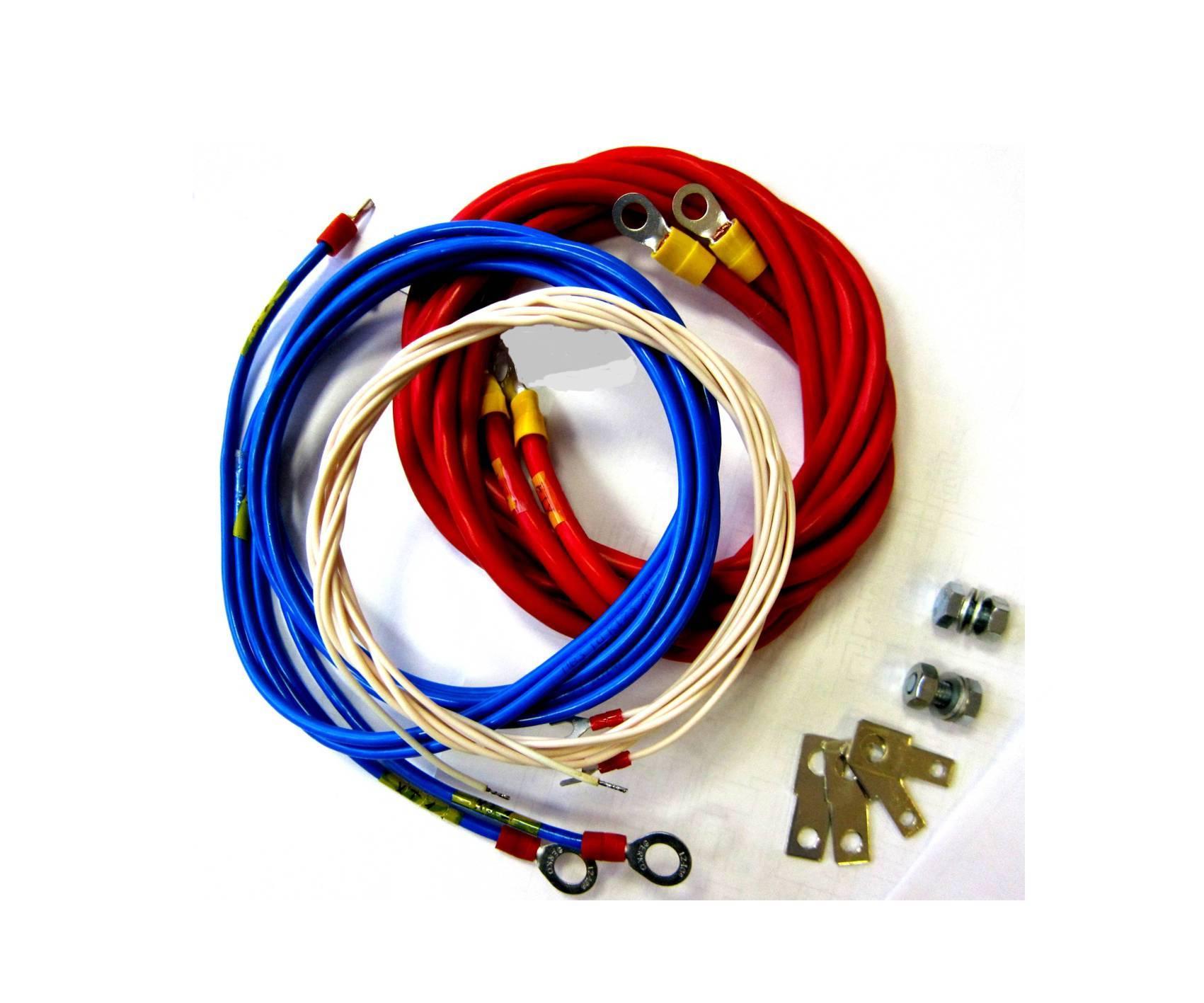 Комплект <b>соединительных проводов</b> №2 БПВА.305621.002 - для ...