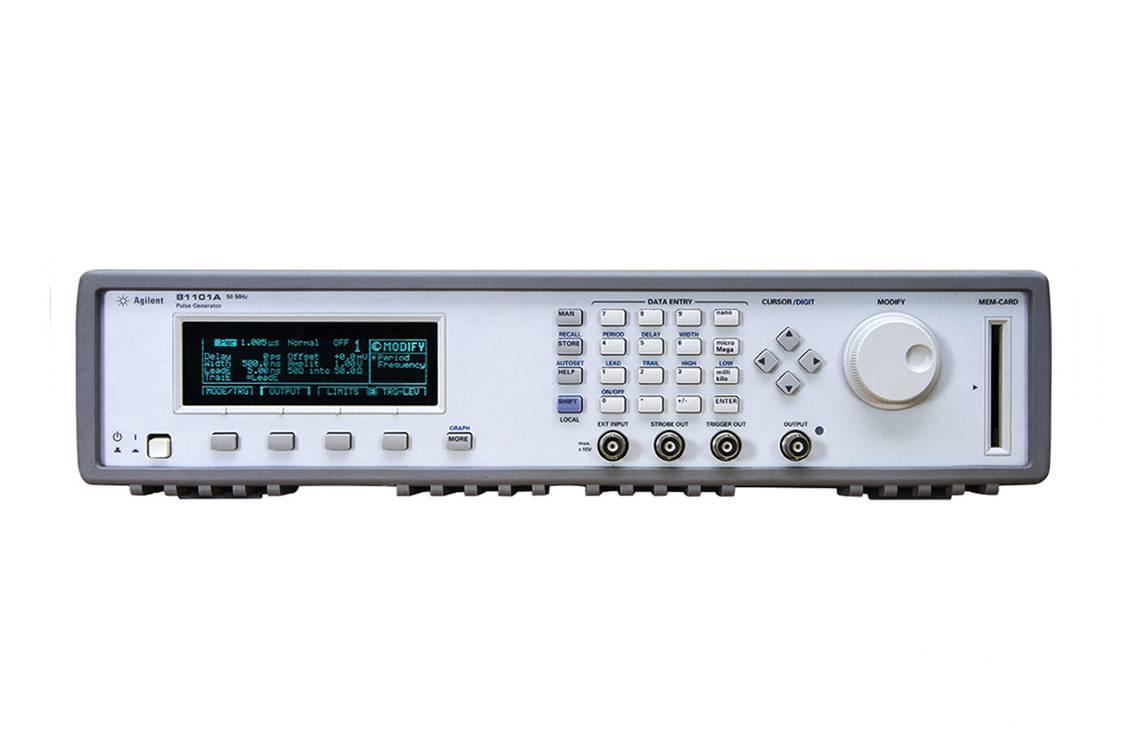 81101A - генератор импульсов