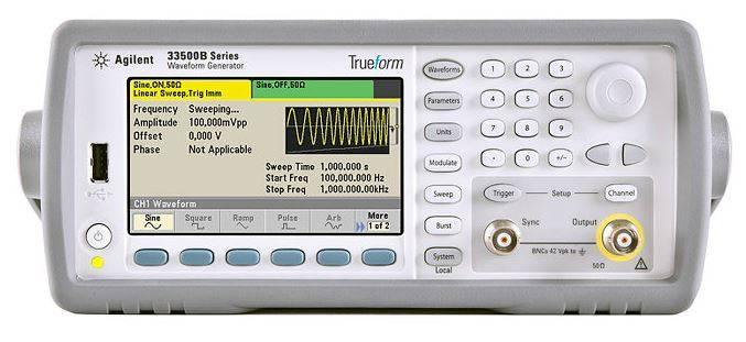 33509B - генератор сигналов специальной формы