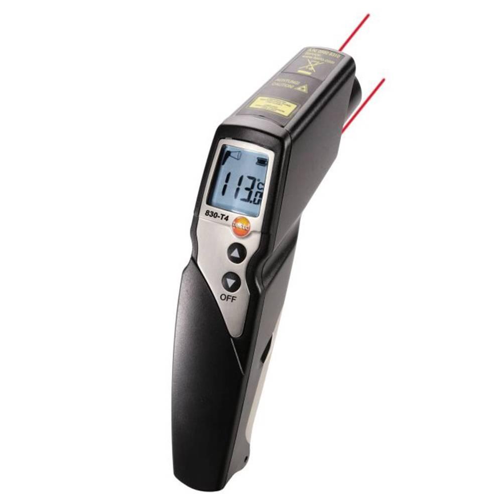 testo 830-T4 - пирометр, инфракрасный термометр с 2-х точечным лазерным целеуказателем