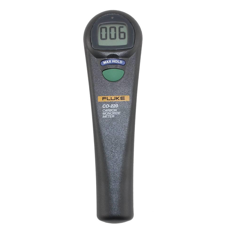 Fluke CO-220 - измеритель концентрации моноксида углерода