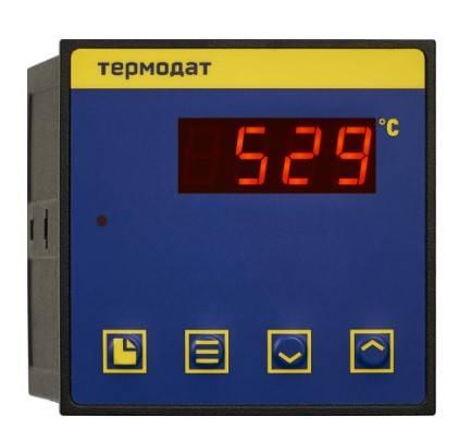 Термодат-10И5 - одноканальный измеритель температуры