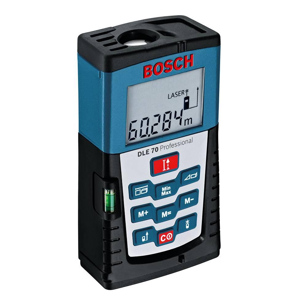 Bosch DLE-70 - лазерный дальномер