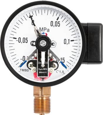 ТВ-510.05 - вакуумметр электроконтактный