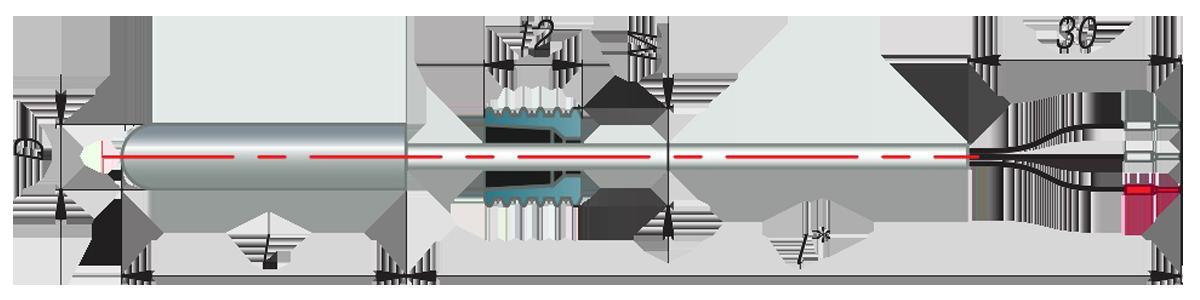 дТС044 - термопреобразователь сопротивления