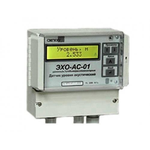 ЭХО-АС-01 - датчик уровня акустический