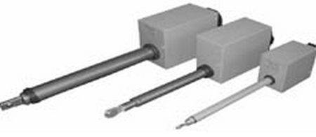 МЭП-1600/45-400 - механизм исполнительный электрический прямоходный