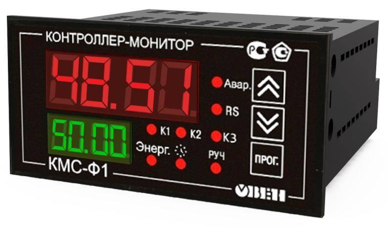 КМС-Ф1 - контроллер-монитор сети