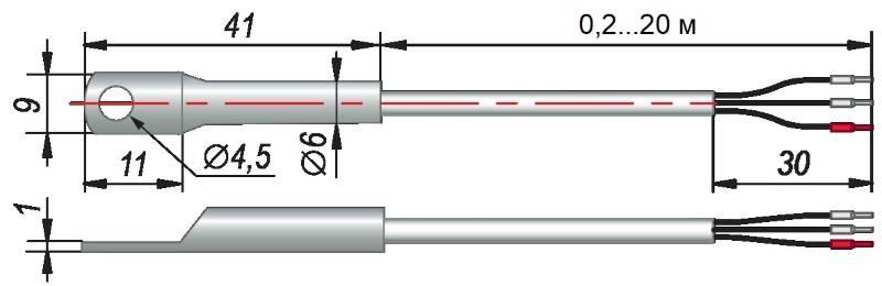 дТС324 - термопреобразователь сопротивления