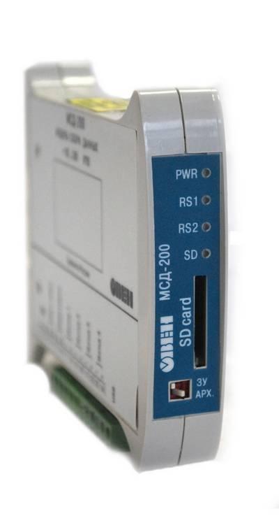 МСД200 - модуль сбора данных