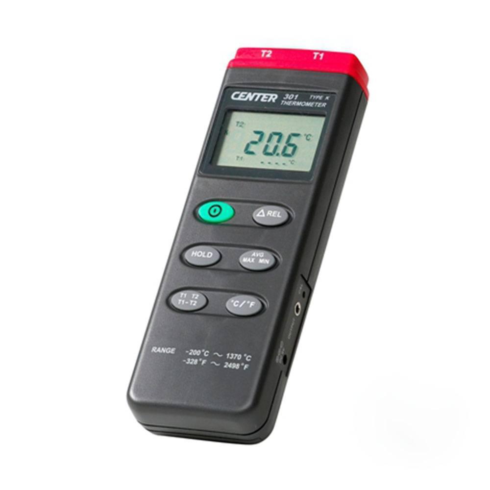 CENTER 301 - измеритель температуры цифровой