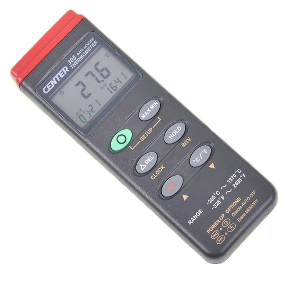 CENTER 305 - измеритель температуры цифровой