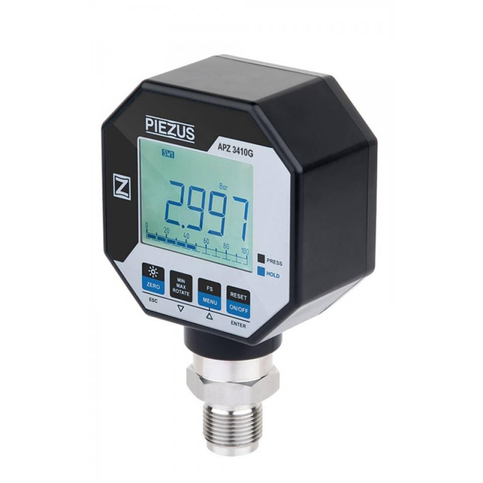 APZ 3410G - электронный манометр