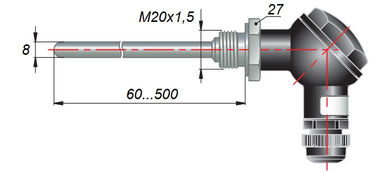 ДТС105 - термопреобразователь сопротивления