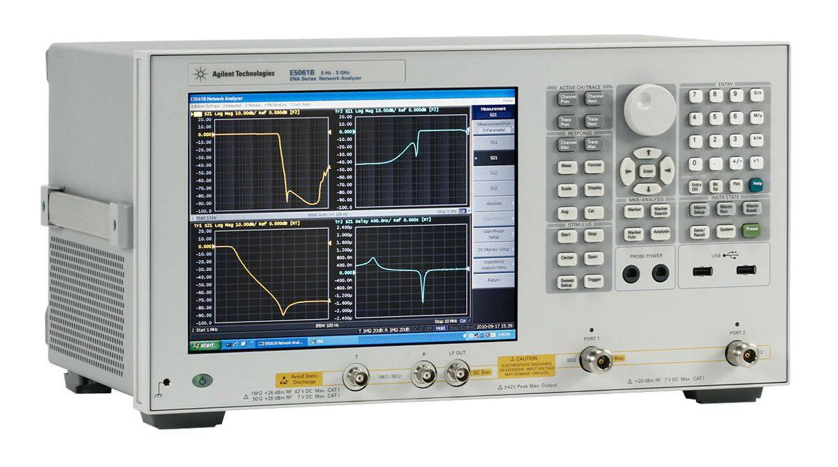 E5061B-3L5 - анализатор цепей