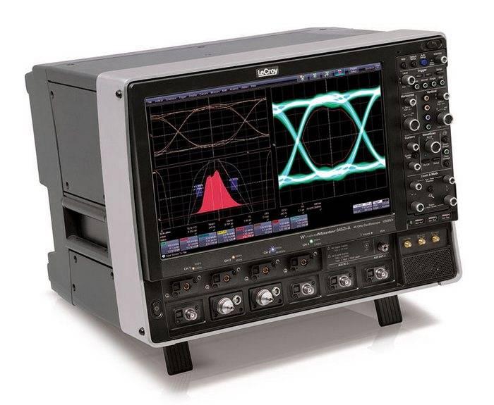 SDA 813Zi-A - цифровой осциллограф