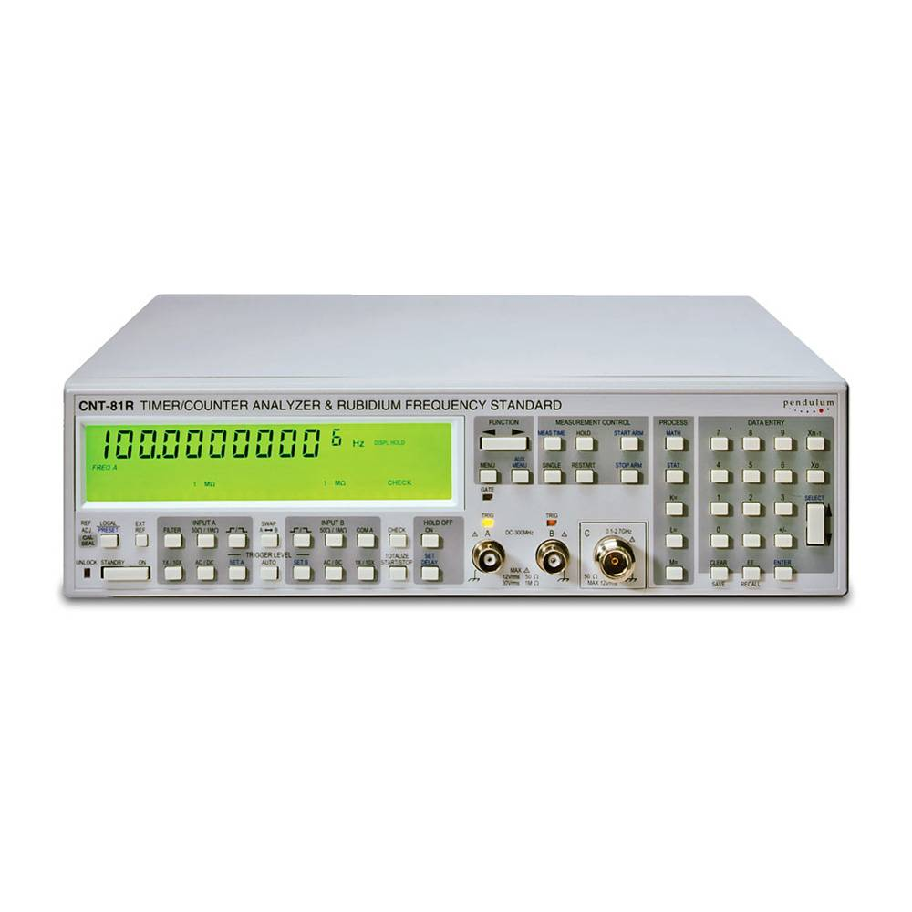 CNT-81R - частотомер