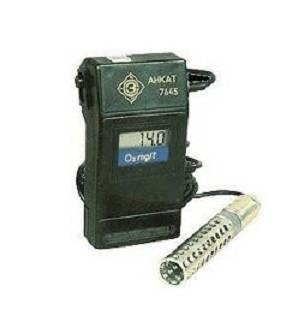 АНКАТ-7645 - переносной анализатор кислорода в воде