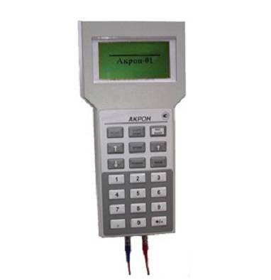 АКРОН-01 портативный - измерительный комплект с расходомером и толщиномером