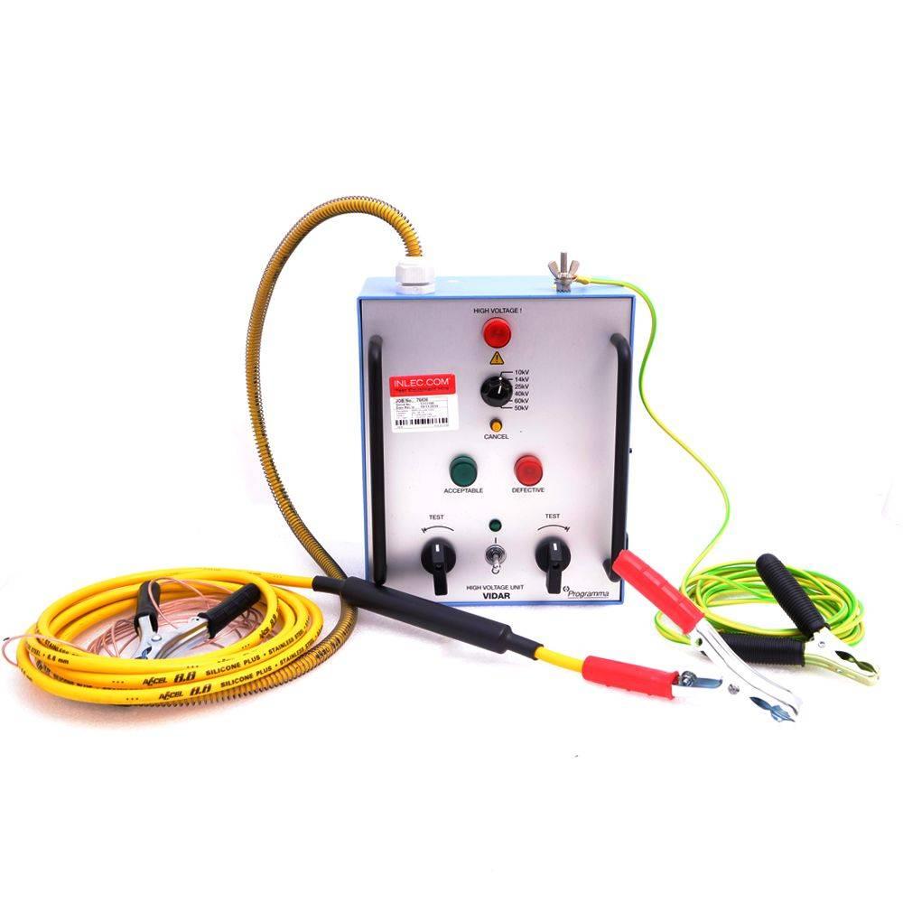 VIDAR - вакуумный тестер выключателей