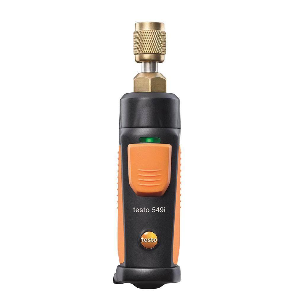 testo 549i - смарт-зонд манометр высокого давления с Bluetooth