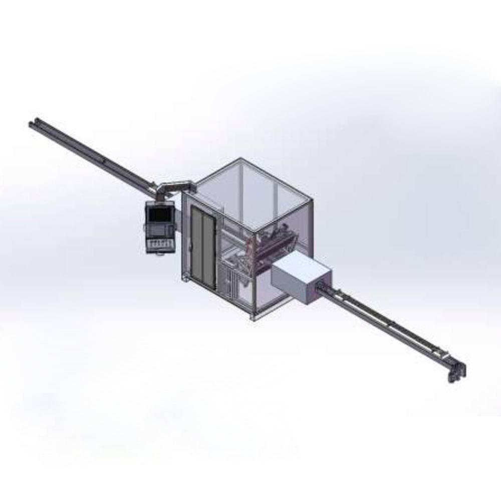 XPI 110 - лабораторная система с камерой радиационной защиты