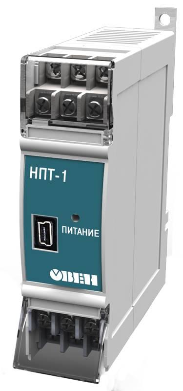 НПТ-1 - универсальный нормирующий преобразователь
