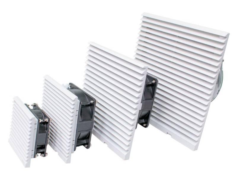 KIPVENT - впускные и выпускные вентиляционные решетки