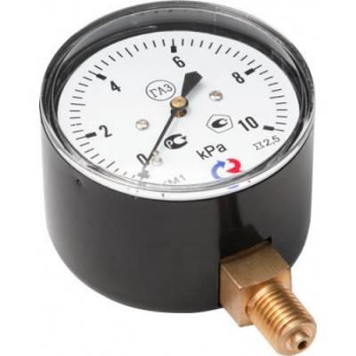 КМ-11 - манометр для измерения низких давлений газов