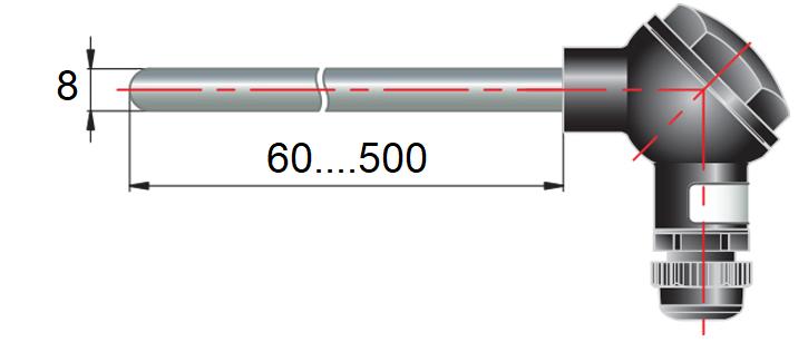 дТП015 - преобразователь термоэлектрический
